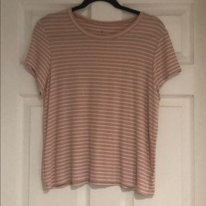 American Eagle Soft and Sexy Striped Tee